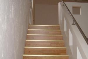 5 Treppenrenovierung am. Kirsche